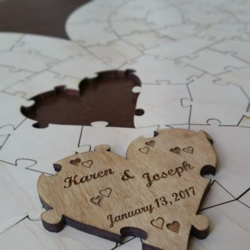 Wedding Puzzle 100pc
