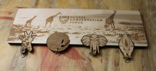 Global Conservation Force Key Holder