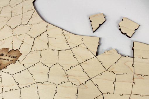 dog puzzle pieces